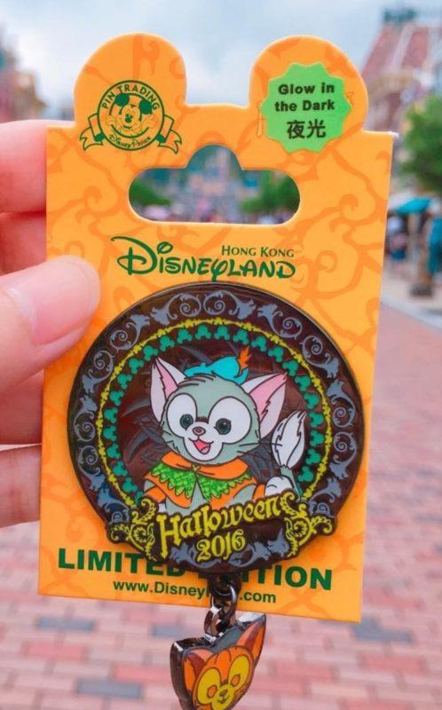 Gelatoni Hong Kong Halloween 2016 Disney Pin