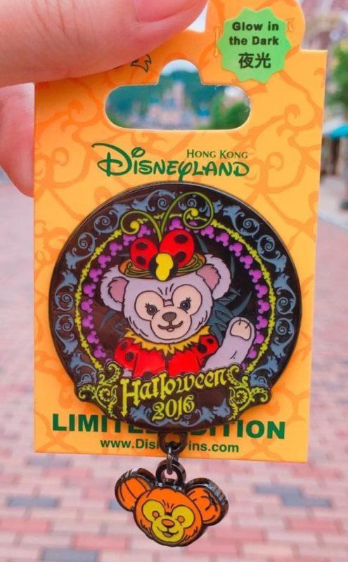Shellie May Hong Kong Halloween 2016 Disney Pin