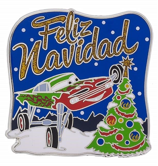 cars-ramone-feliz-navidad-pin