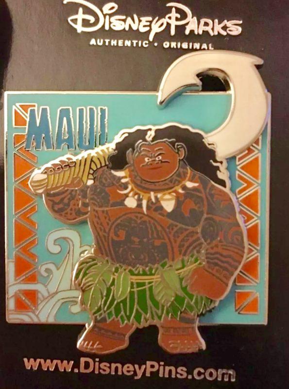 Maui Pin