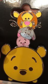 HKDL Tsum Tsum Pin- Winnie the Pooh