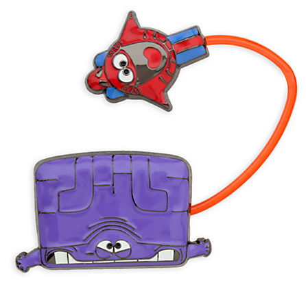 Disney Store Inner Workings Pin