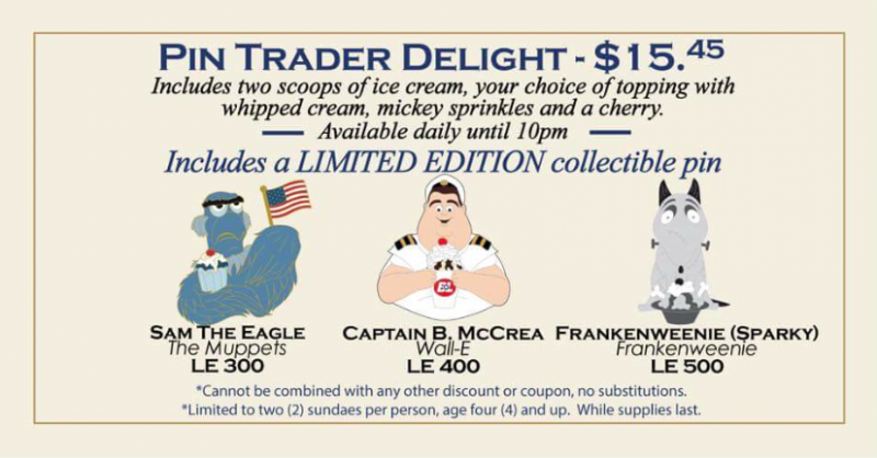 Pin Trader Delight – October 22, 2016