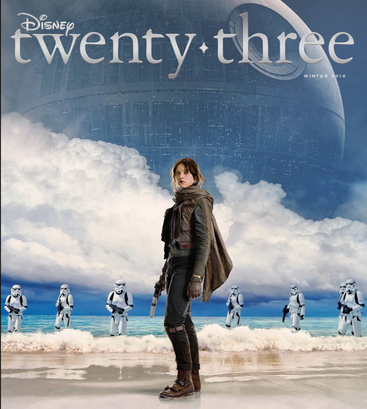Rogue One: A Stars Wars Story Cover
