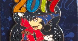 Disney Parks 2017 Pins