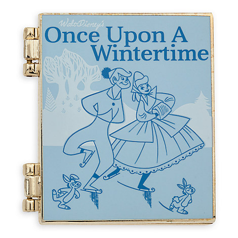 Once Upon a Wintertime Pin