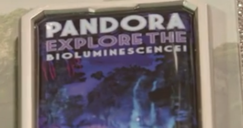 Pandora Explore the Bioluminescence