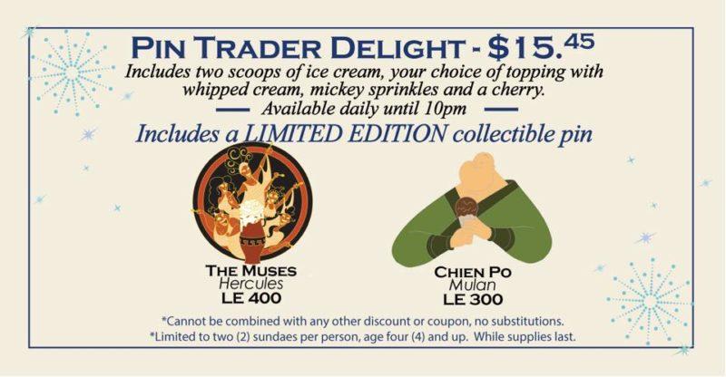 Pin Trader Delight – December 16, 2016