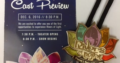 Rivers of Light Cast Member Preview