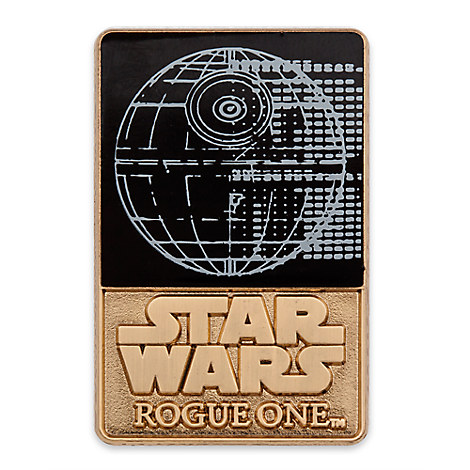 Rogue One Death Star Pin