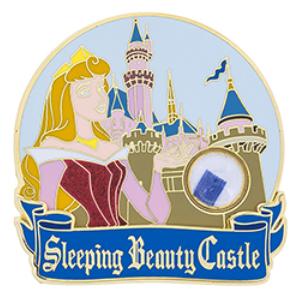 Sleeping Beauty Castle PODH Pin