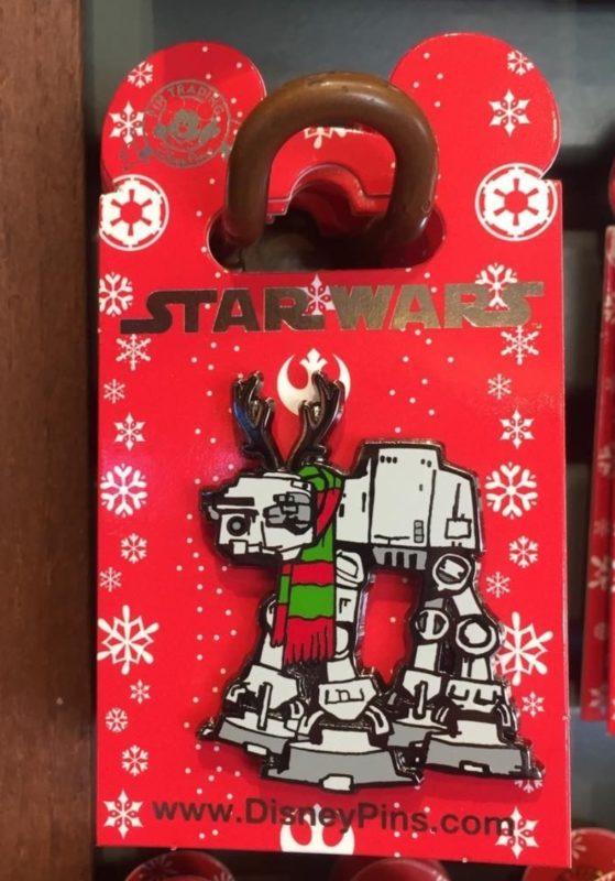 Star Wars AT-AT Holiday Pin
