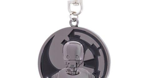 Star Wars K-2SO Lanyard Medal