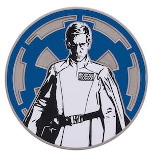 Star Wars Orson Krennic Pin