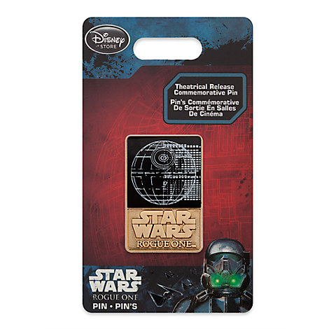 Star Wars Rogue One Disney Store Pin