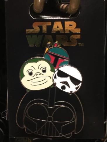 Star Wars Tsum Tsum Pin