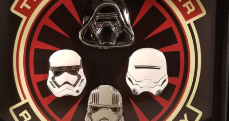 Star Wars: The First Order Pin Set