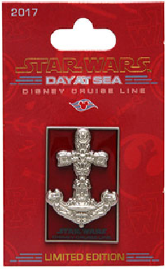 DCL Star Wars Anchor Pin 2017