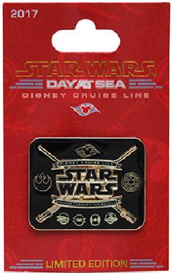DCL Star Wars Day at Sea 2017 Pin