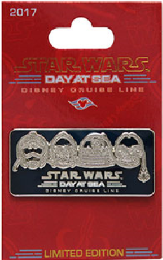 DCL Star Wars LE Pin