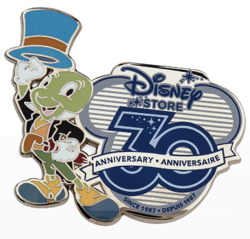 Image result for 30th anniversary of the Disney Store