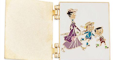 Mary Poppins Disney Store Pin