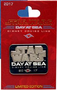 Star Wars Day at Sea 2017 Blue Pin