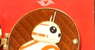 Star Wars Day at Sea BB-8 Pin 2017
