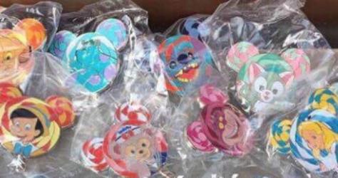 Hong Kong Lollipops