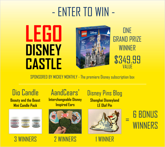 Mickey Monthly Contest