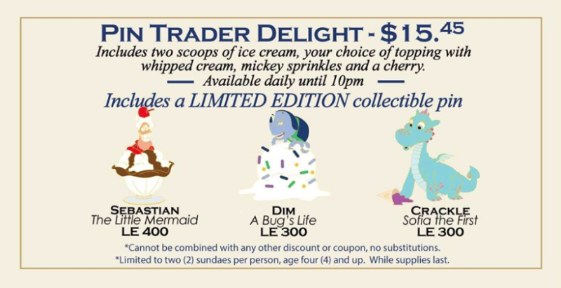 Pin Trader Delight – February 2, 2017