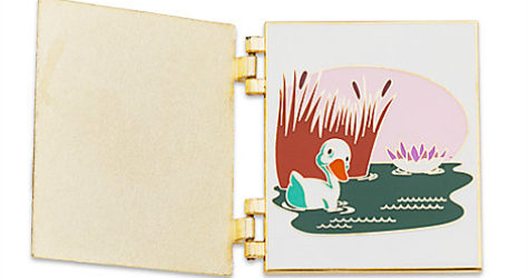 The Ugly Duckling Disney Store Pin