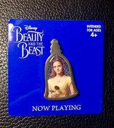 Belle AMC Disney Pin