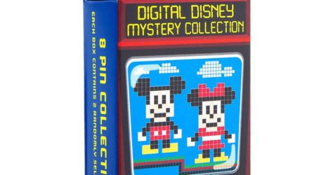 Digital Disney Mystery Pin Collection