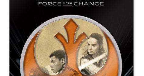 First Star Wars The Last Jedi Pin