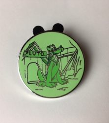 Magical Mystery Pluto Pin