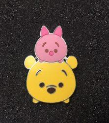 Pooh & Piglet Tsum Tsum Pin