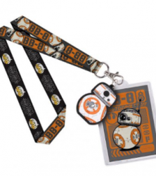 BB-8 Pop Funko Lanyard