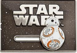 Disney Store BB-8 Pin