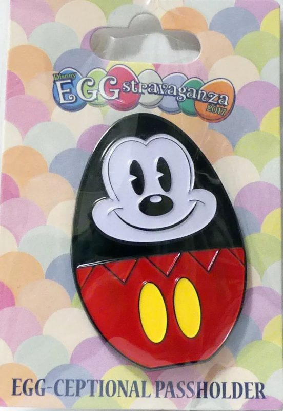 Disneyland Egg-stravaganza Passholder Pin 2017