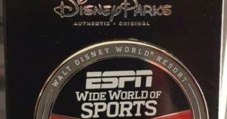 ESPN Wide World of Sports Pin