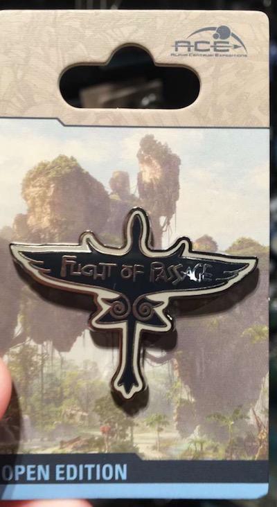 Flight of Passage Disney Pin