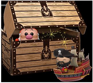 Funko Disney Treasures Pirates Cove