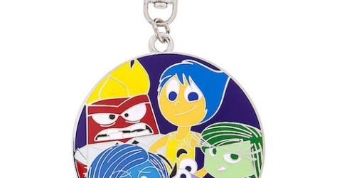 Inside Out Lanyard Medal