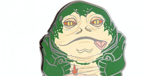 Jabba the Hut Pin