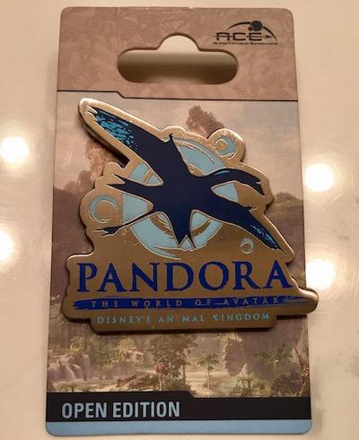 Pandora Animal Kingdom Pin