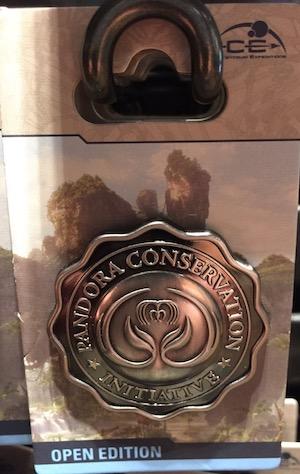Pandora Conservation Initiative Pin