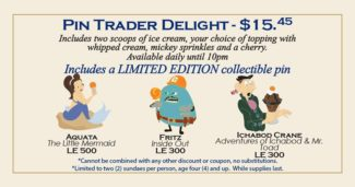 Pin Trader Delight – April 23, 2017