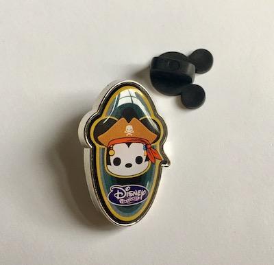Pirates Cove Funko Disney Pin