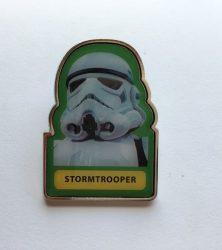 Stormtrooper Pin